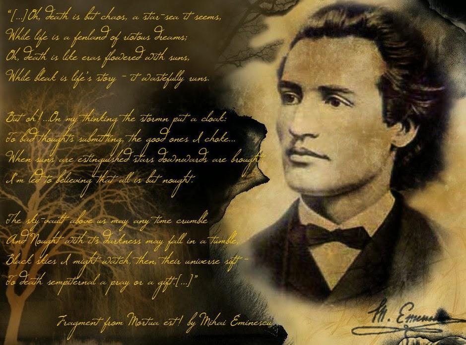 Poezie Eminescu