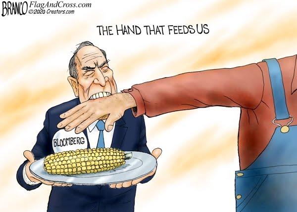 Farmers' Lives Matter