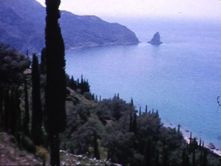 Cipreses de Corfú