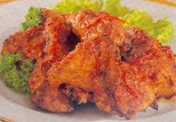 Flour Roast Chicken