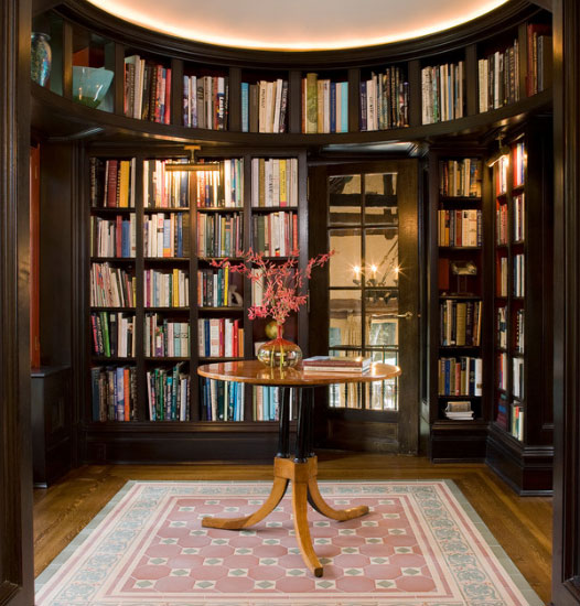 Diseños en Bibliotecas