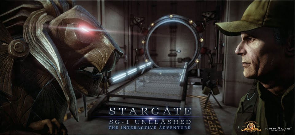 Stargate SG1-Unleashed Fan Blog