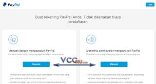 Cara Daftar PayPal, Membuat Akun Baru Gratis