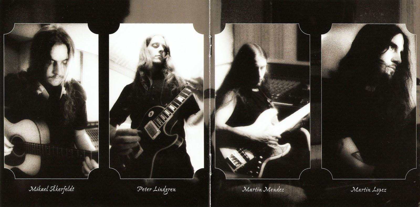 Opeth Damnation