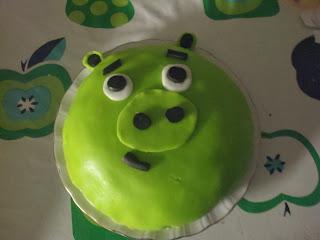 angry birds possu kakku