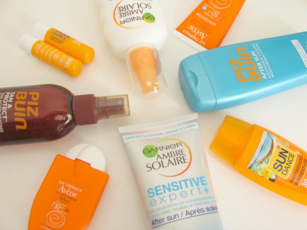 Sonnenschutz für Gesicht & Körper - Mischhaut