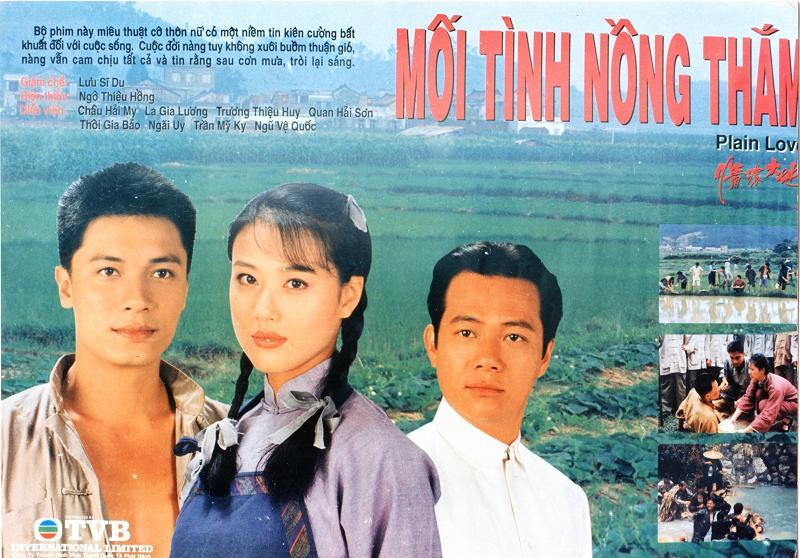 Mối Tình Nồng Thắm - Plain Love TVB 1995 - 20/20 - FFVN Lồng Tiếng