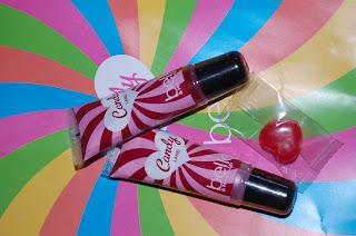 Candy Land de Eroski verano 2013 - brillos de labios