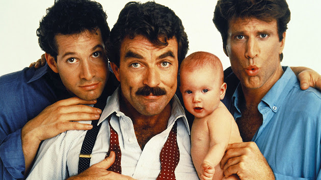 3 Men and a Baby Film