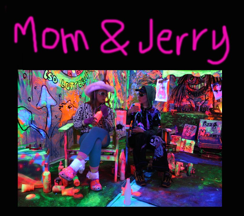 Mom and Jerry: Contemporary Art on Sale