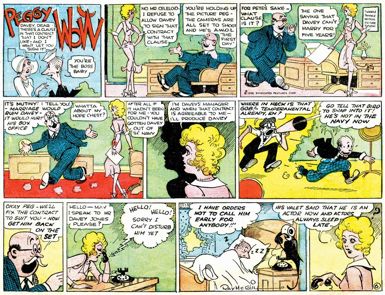 submitting comic strips syndication