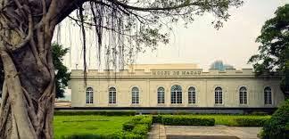 Nuansa Eropa di Macau Museum