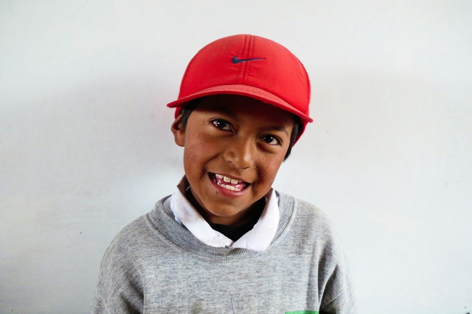 Adrian, Age 9