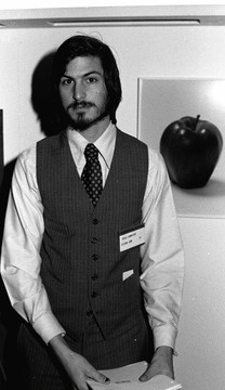 xlarge steve jobs young Biografi Singkat Dan Foto Foto Steve Jobs Saat Muda