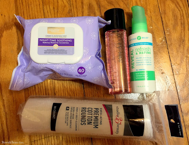 Beyond Belief, Mary Kay, Moisturizer, makeup remover, Bows and Beau-ties