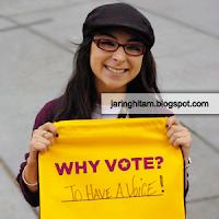 Manfaat Pemilu Bagi Pemilih Pemula