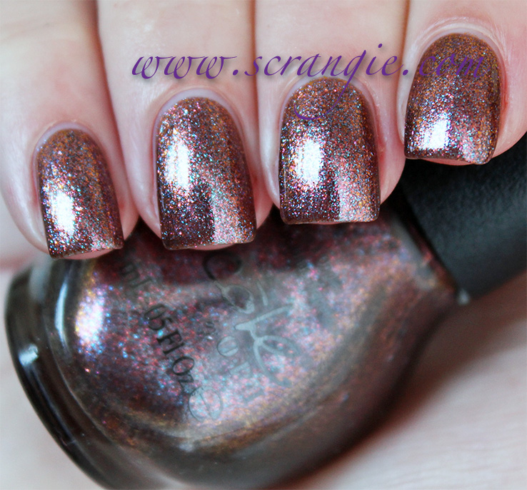 Scrangie: Nicole By OPI Target Exclusive Collection For
