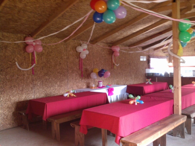 Decoracion quinchos para fiestas - Como decorar un porche abierto ...