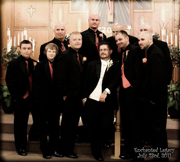 Nick and his Grooms Men