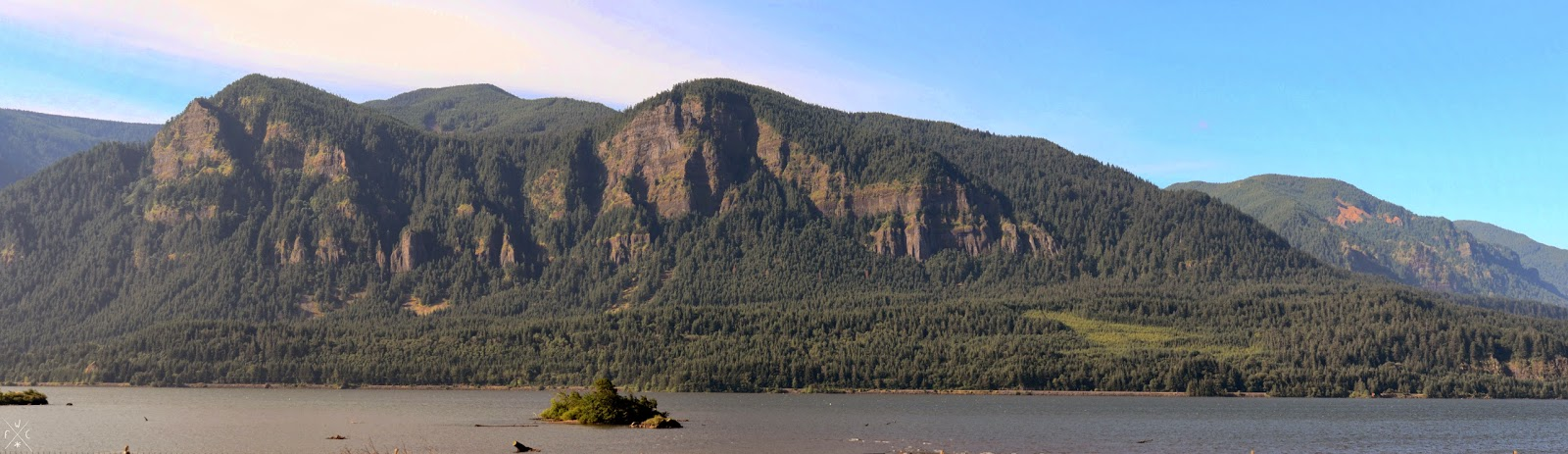 Columbia River, Oregon, USA