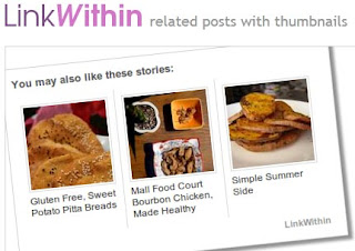 how to add link within widget related posts in blogger