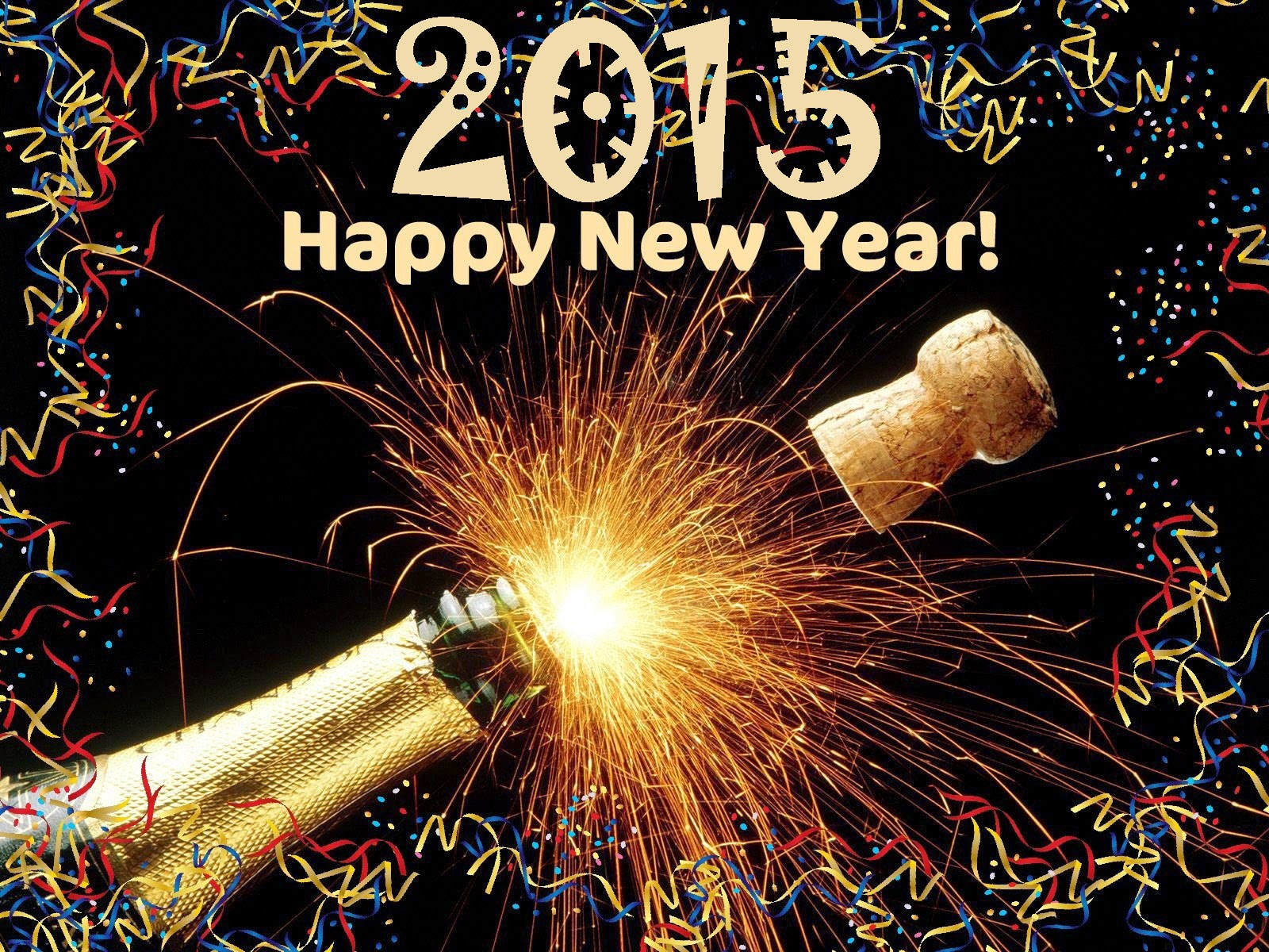 Happy New Year 2015 Best Wishing Photos HD