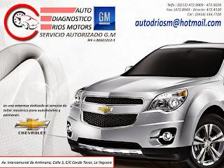 AUTO DIAGNOSTICO RIOS MOTORS en Paginas Amarillas tu guia Comercial