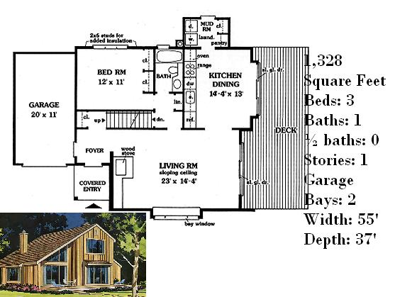 California House Plans Designs