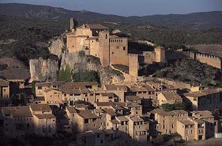 Sitios para visitar en Huesca, Alquézar,
