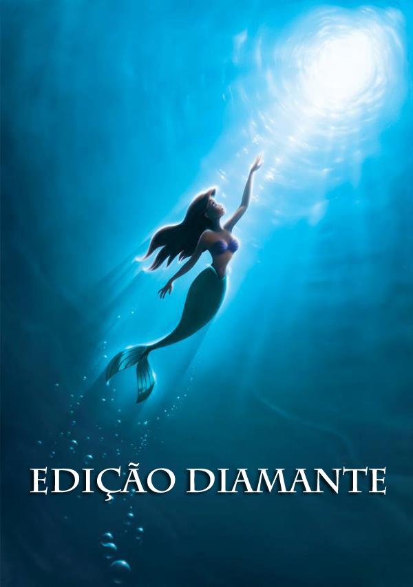 A Pequena Sereia | Edição Diamante
