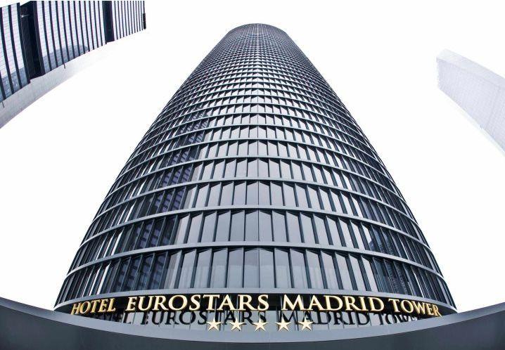 Spa En Las Cuatro Torres De Madrid