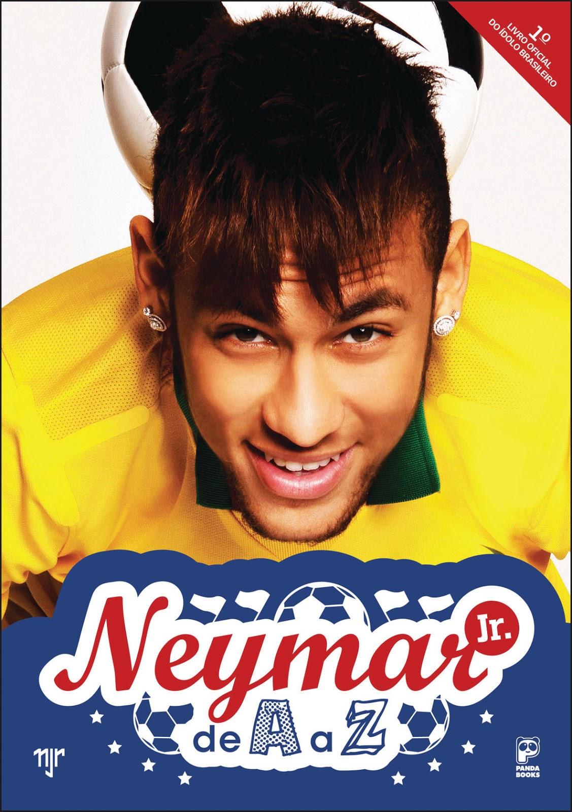 Literatura na Arquibancada  Neymar de A a Z da2ba891a9a00