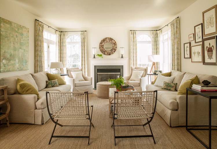 How To Arrange Two Couches In A Living Room