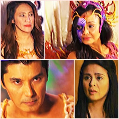 Dyesebel backstory: Ai Ai, Eula, Albert and Dawn
