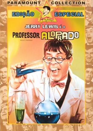 Poster professor Download Filme – O Professor Aloprado – Dublado