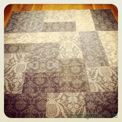 A designer inside alfombra patchwork - Alfombra patchwork ...