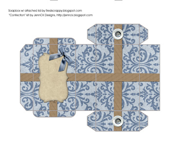 Real Scrappy - Digital Scrapbooking From Start to Finish: Soap Box ...
