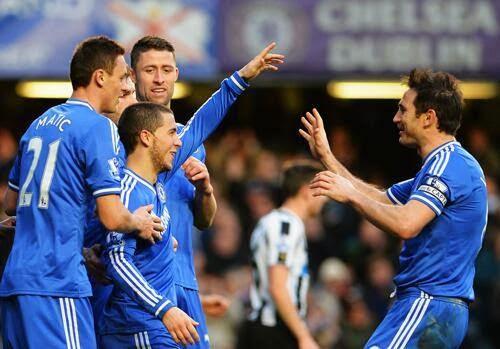 موعد مباراة تشيلسى وفولهام والقنوات الناقلة اليوم 1/3/2014 فى الدورى الانجليزى Chelsea v Fulham 2