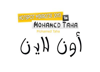 hotspot mikrotik 2013