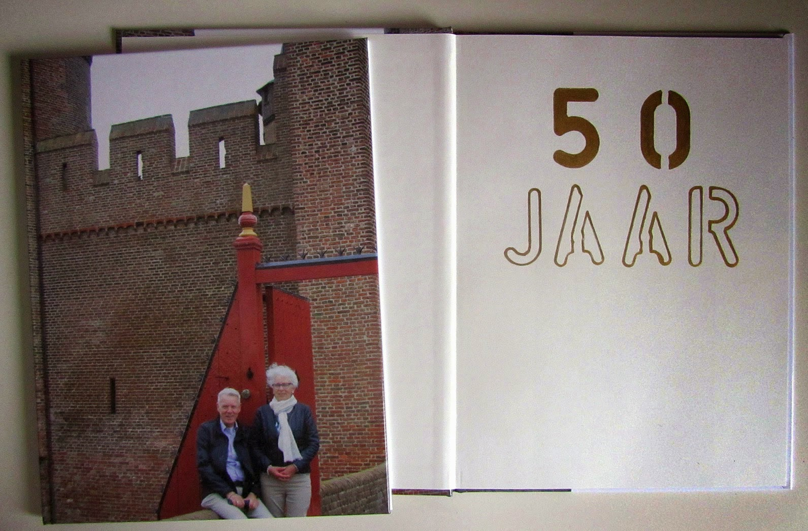 photo book 50th wedding anniversary