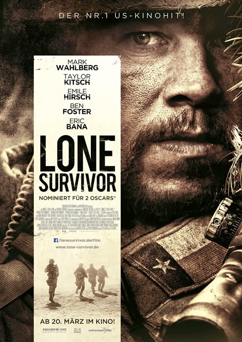 lone survivor oscar nominations