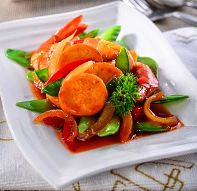 Resep Membuat Tumis Tofu Kapri Special