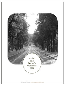 Artist & Writer's Workbook 2017