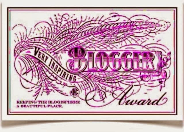 Greedy Ananya, Very Inspiring Blogger 2015, Blog Awards 2015, Blogger appreciation awards, Ananya gets an award