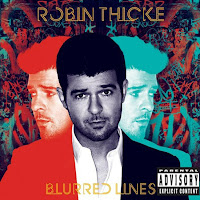 Robin Thicke. Take It Easy On Me