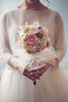 DIY: Haz tu propio ramo de novia
