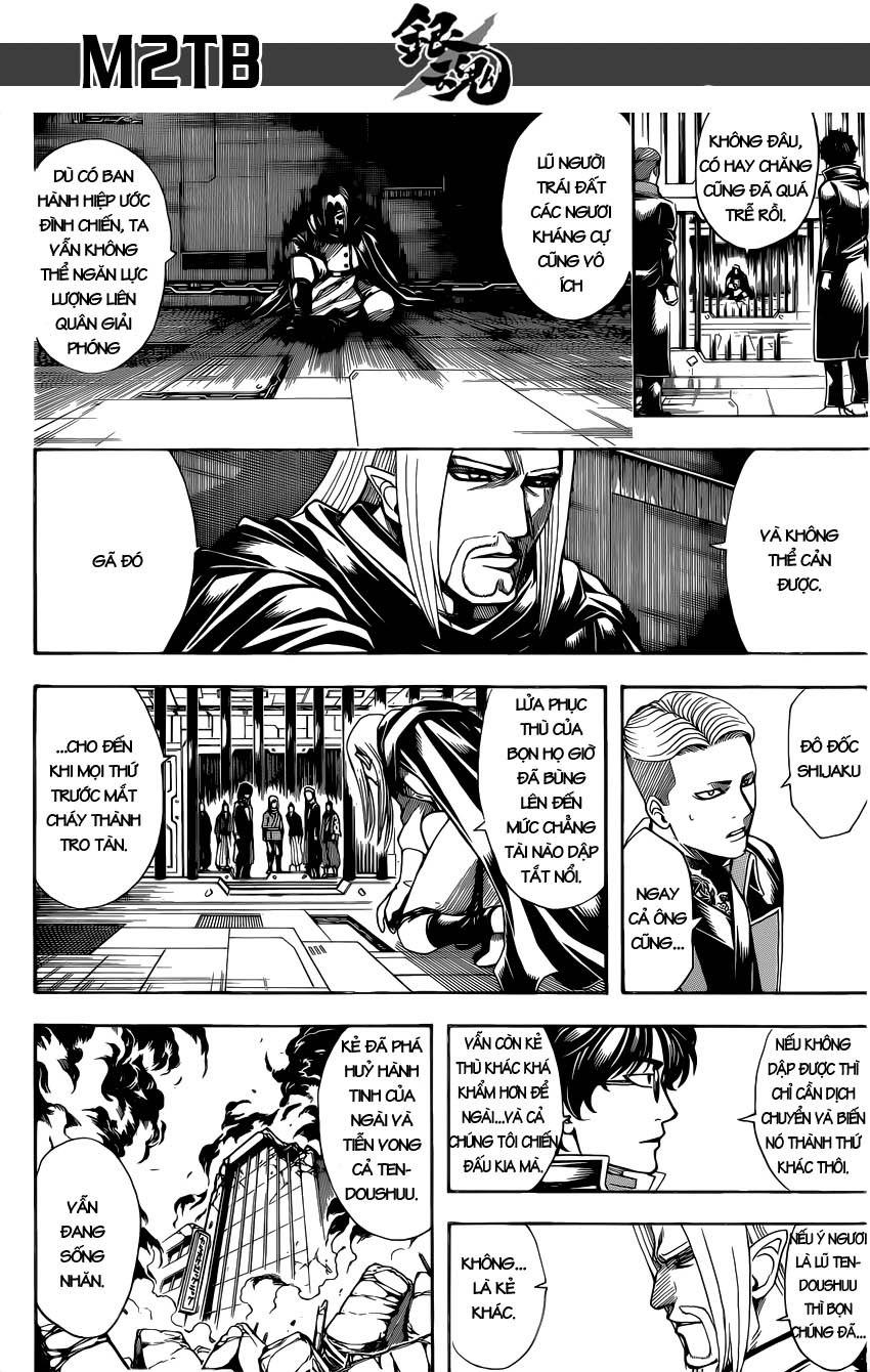 Gintama Chap 612 - Trang 8