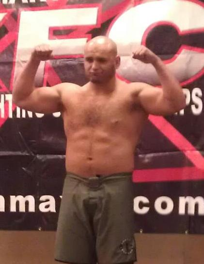 Carmelo Marrero XFC 14 Weigh-In