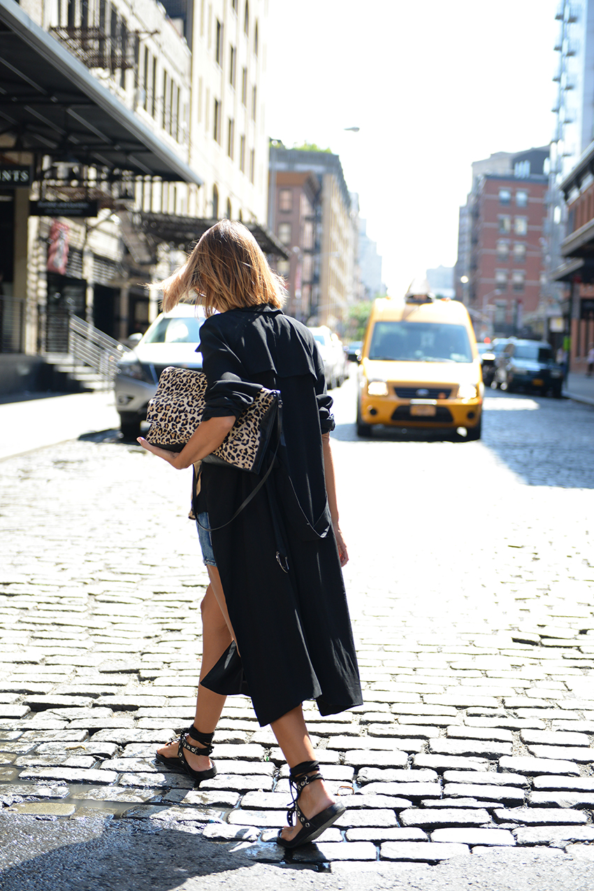 the petticoat photo diary new york black coat meatpacking