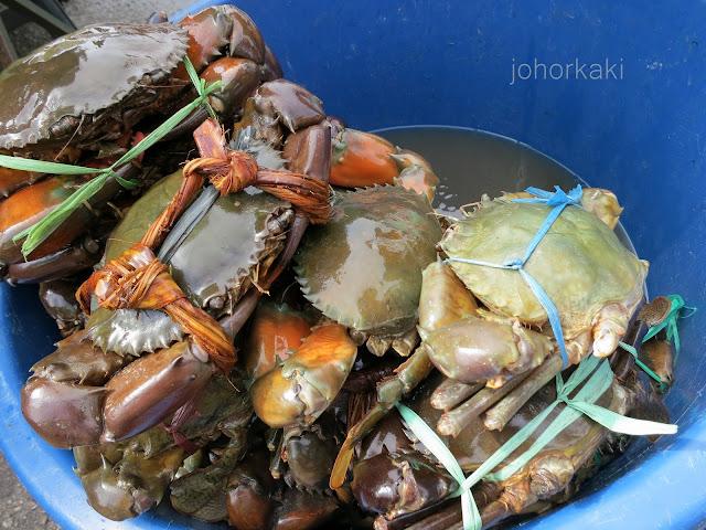 Crabs-Sarawak-Market-Johor-Bahru